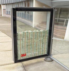 3M vitre blindée - street diffusion
