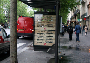 Citroën Berlingo - street diffusion