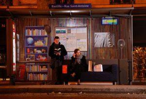 street marketing Ikea - street diffusion